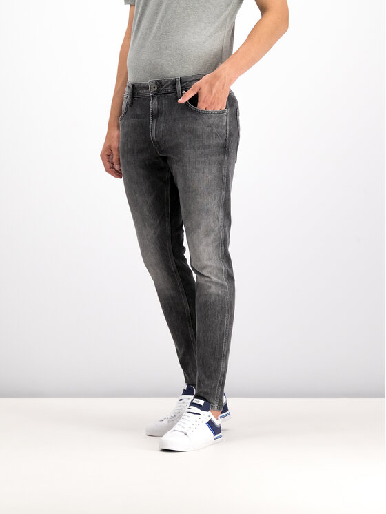 Pepe Jeans Pepe Jeans Farmer Smith PM204890 Szürke Relaxed Fit