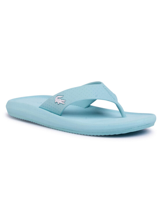 Lacoste Lacoste Flip flop Croco Sandal 120 1 CFA 7-39CFA00012K8 Albastru