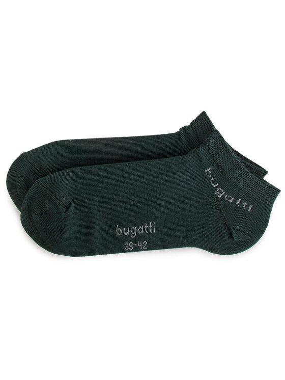 Bugatti Bugatti 3er-Set niedrige Unisex-Socken 6765A Grau