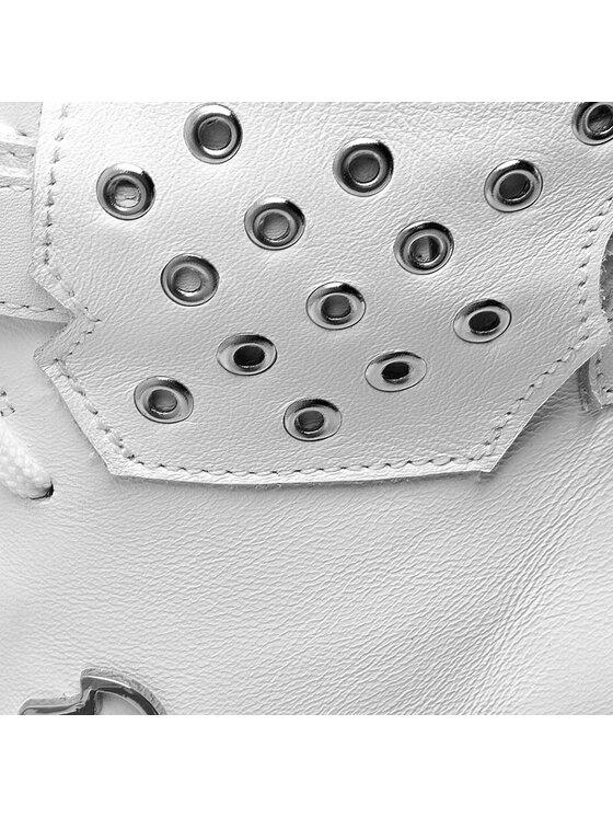 Eva Minge Eva Minge Sneakersy Gracia 1M 17SM1372125ES Bílá