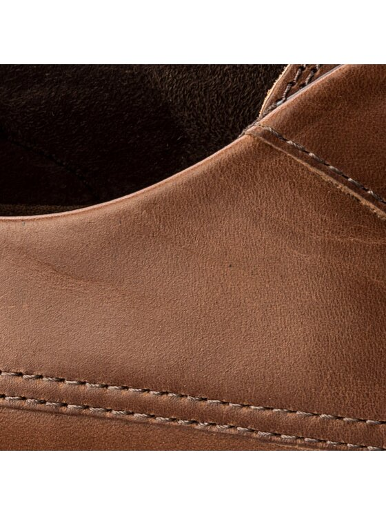 CATerpillar CATerpillar Półbuty Cason P721987 Brązowy