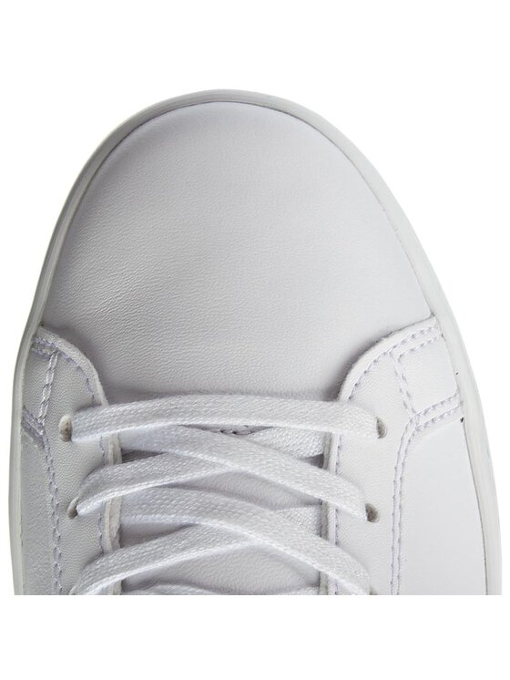 Lacoste Lacoste Сникърси Straightset Sp 117 2 7-33CAM1026X96 Бял