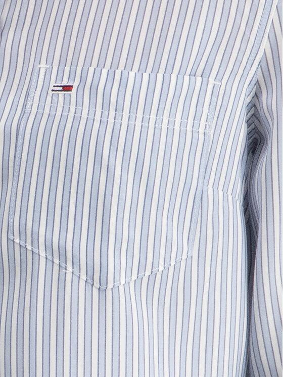 Tommy Jeans Tommy Jeans Πουκάμισο DW0DW06812 Μπλε Regular Fit