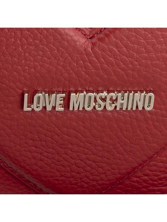 LOVE MOSCHINO LOVE MOSCHINO Borsa JC4085PP14LL0500 Rosso