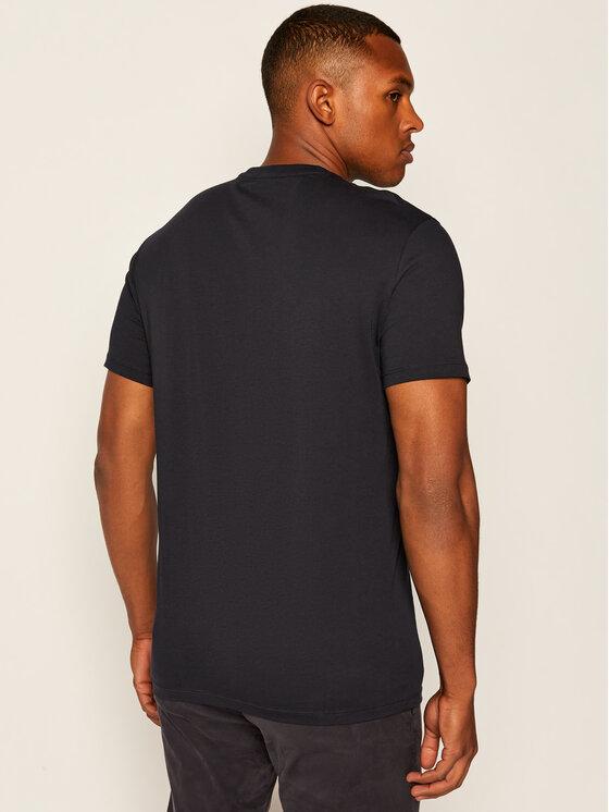 Armani Exchange Armani Exchange T-Shirt 6HZTFG ZJH4Z 1510 Tmavomodrá Regular Fit