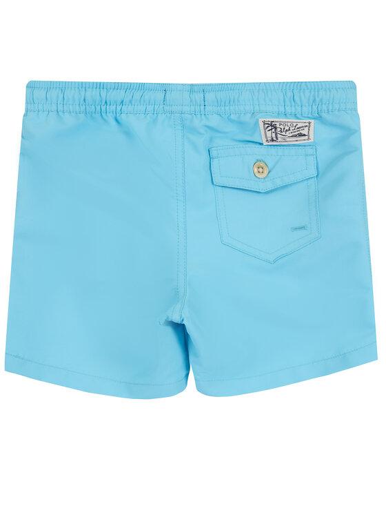Polo Ralph Lauren Polo Ralph Lauren Plaukimo šortai Traveler 323785582 Mėlyna Regular Fit