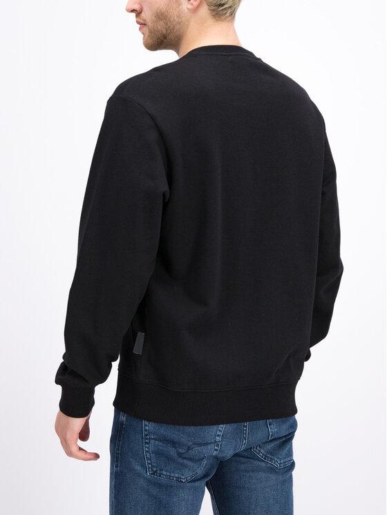 Versace Jeans Couture Versace Jeans Couture Bluză B7GUA7FY Negru Regular Fit