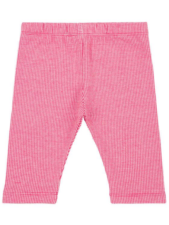 Primigi Primigi Set Bluse und Leggings Little Crazy World 44196551 Weiß Regular Fit