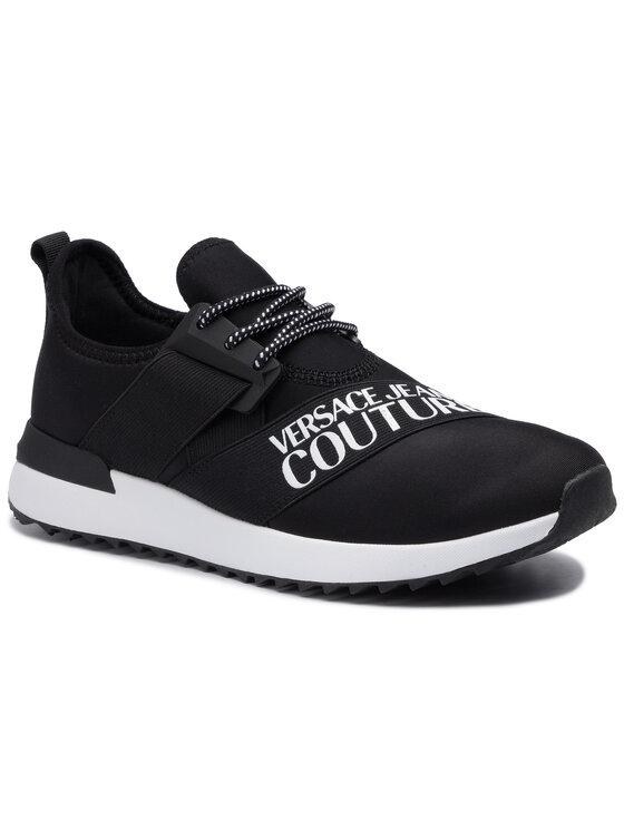 Versace Jeans Couture Versace Jeans Couture Sportcipő E0YUBSG1 Fekete