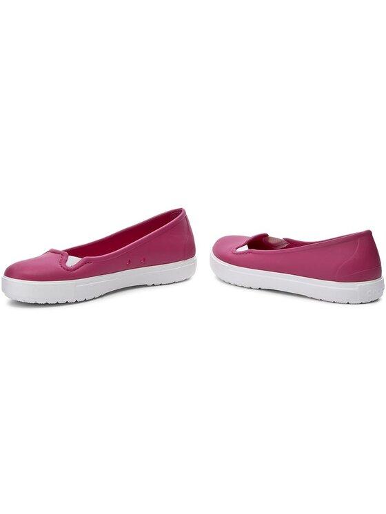 Crocs Crocs Chaussures basses Citilane Flat W 202923 Rose
