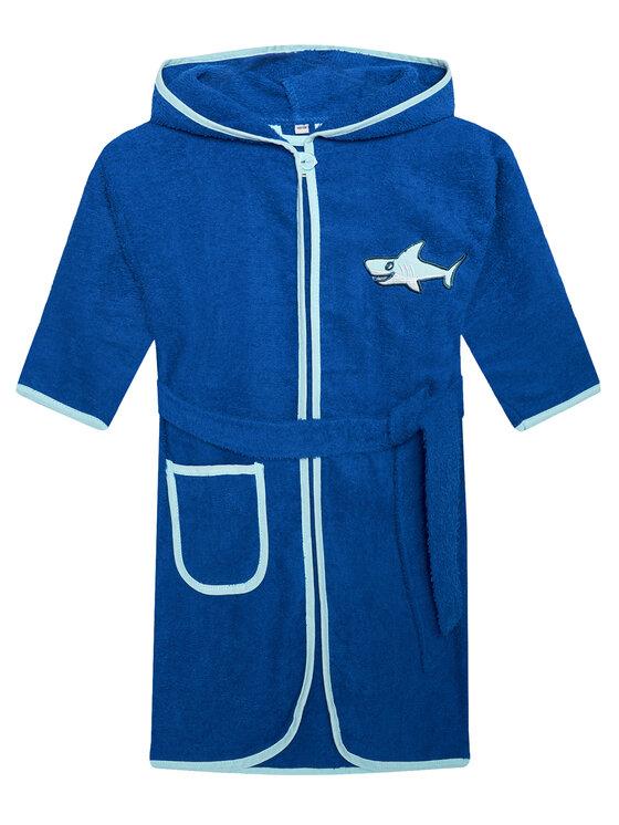 Playshoes Chalatas 340003 M Tamsiai mėlyna