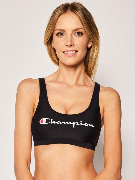 Champion Bikinio viršus 112940 Juoda