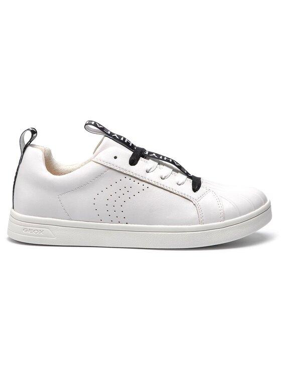 Geox Geox Sneakers J Djrock G. J J924MJ 000BC C1000 D Weiß
