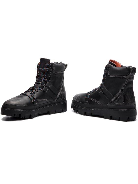 Diesel Diesel Ορειβατικά παπούτσια D-Vibe Hikeb Y01818 P0134 T8013 Μαύρο