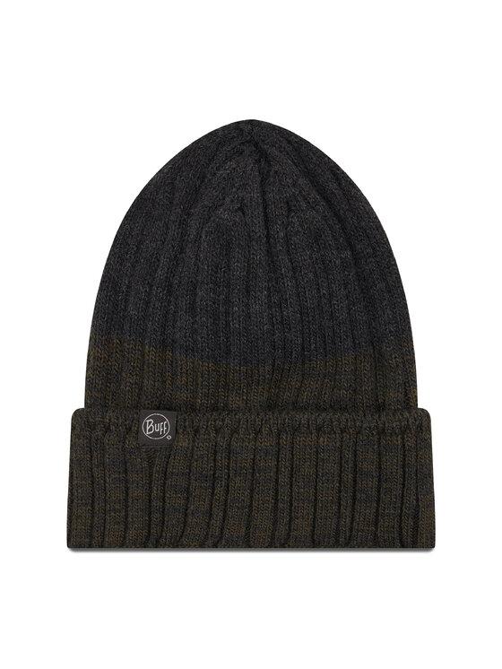 Buff Kepurė Knitted & Fleece 120850.901.10.00 Pilka