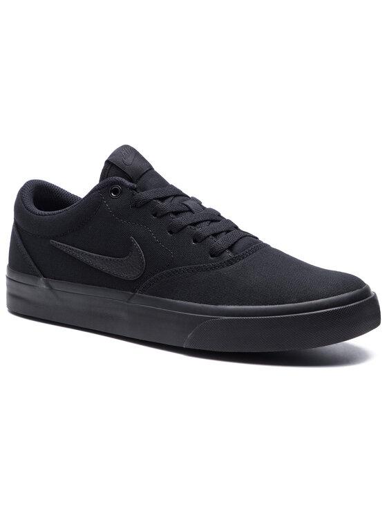 Nike Nike Schuhe Sb Charge Slr CD6279 001 Schwarz