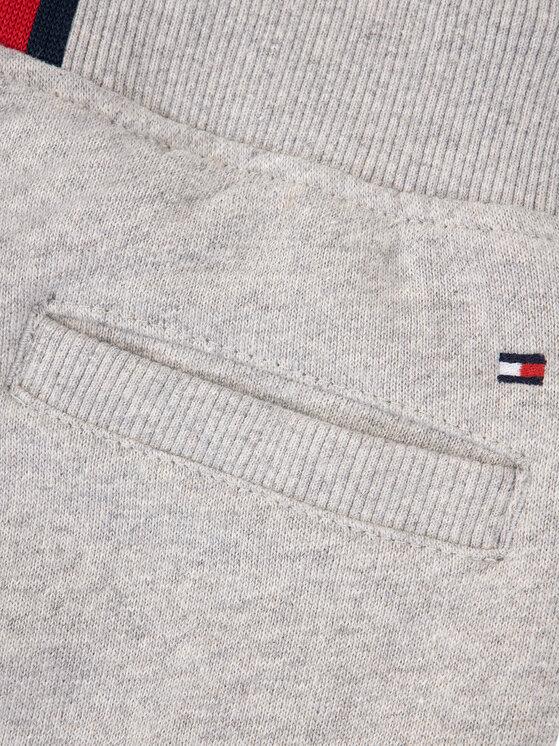 TOMMY HILFIGER TOMMY HILFIGER Sportinės kelnės Essential Solid KB0KB05465 M Pilka Regular Fit