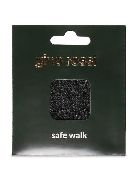 Gino Rossi Gino Rossi Zelówki Safe Walk Czarny