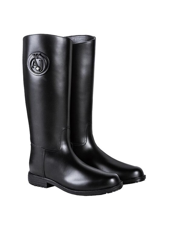 Armani Jeans Armani Jeans Gummistiefel 055A2 Y5 Schwarz