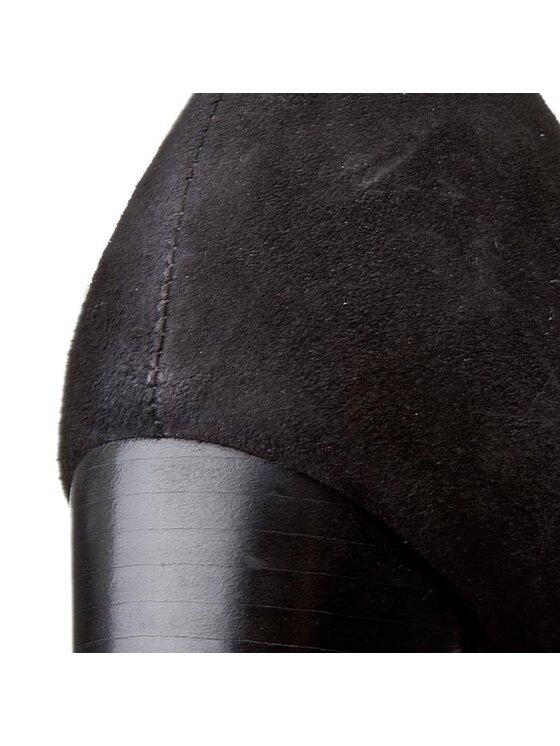 Calvin Klein Calvin Klein Félcipő Jyler Kid Suede N11743 Fekete