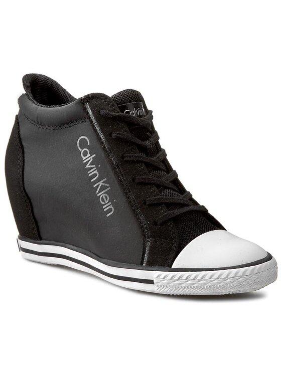Calvin Klein Jeans Calvin Klein Jeans Sportbačiai Valencia RE9380 Juoda