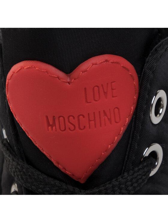 LOVE MOSCHINO LOVE MOSCHINO Laisvalaikio batai JA15574G08JD800A Juoda