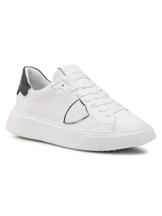 Philippe Model Laisvalaikio batai Temple BTLD V010 Balta