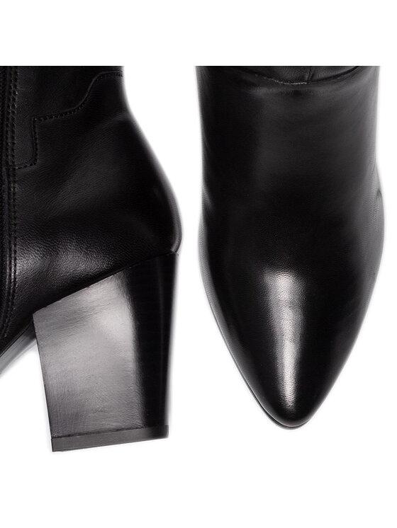 Trussardi Trussardi Jeans Cizme 79A00402 Negru