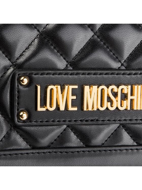LOVE MOSCHINO LOVE MOSCHINO Plecak JC4207PP07KA0000 Czarny