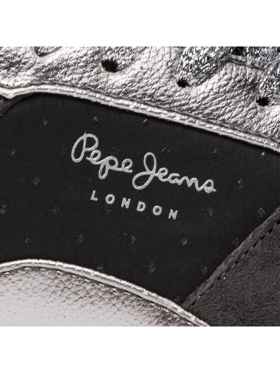 Pepe Jeans Pepe Jeans Sneakers Foster Itaka PLS30680 Gris