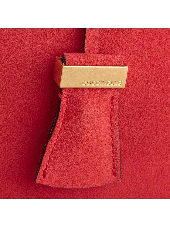 Coccinelle Coccinelle Borsa BH6 Celene Suede E1 BH6 11 01 01 Rosso