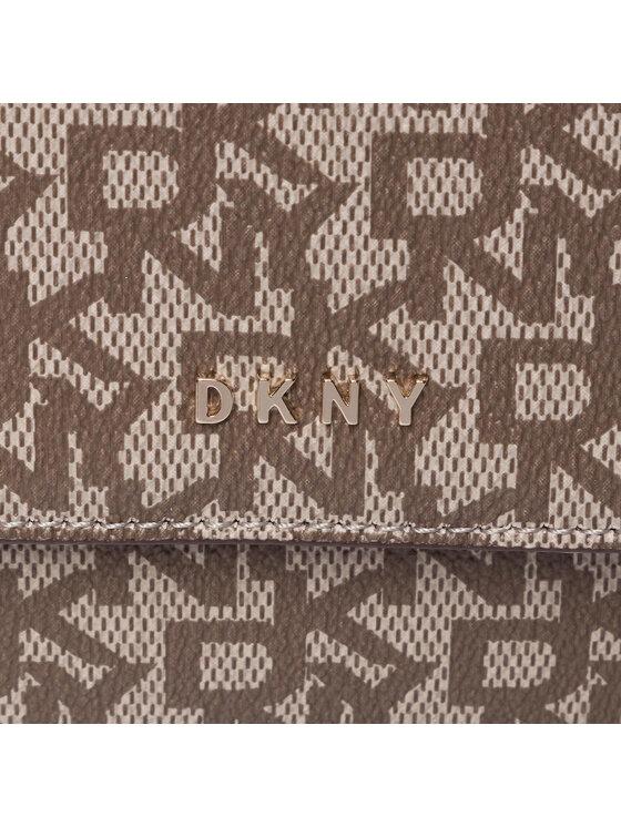 DKNY DKNY Táska Bryant Md Flap Xbody R82EJ467 Bézs