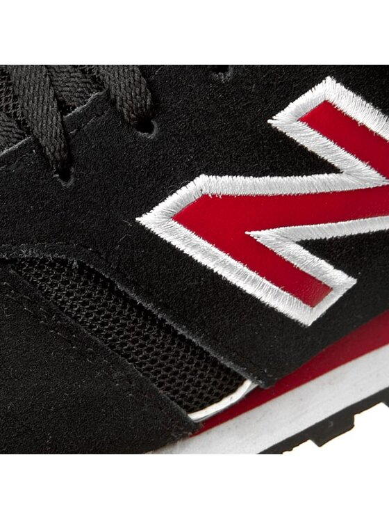 New Balance New Balance Sneakersy Classics ML554SMK Černá