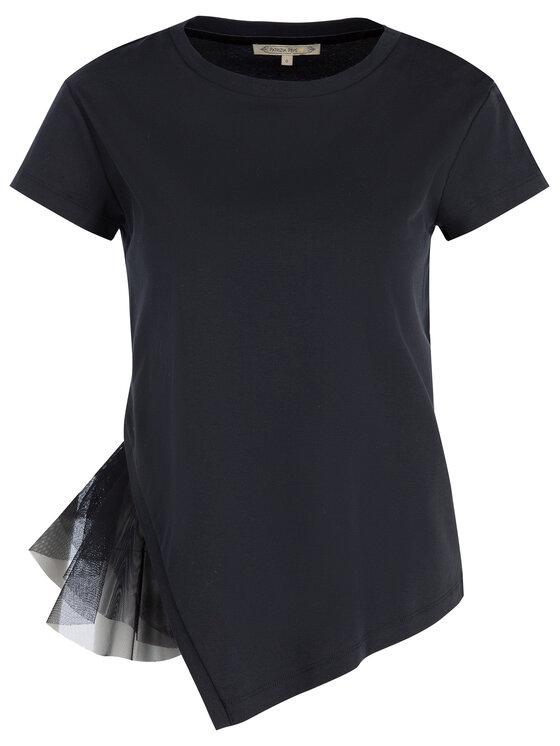Patrizia Pepe Patrizia Pepe T-shirt 8J0919/A5D0-K103 Nero Regular Fit