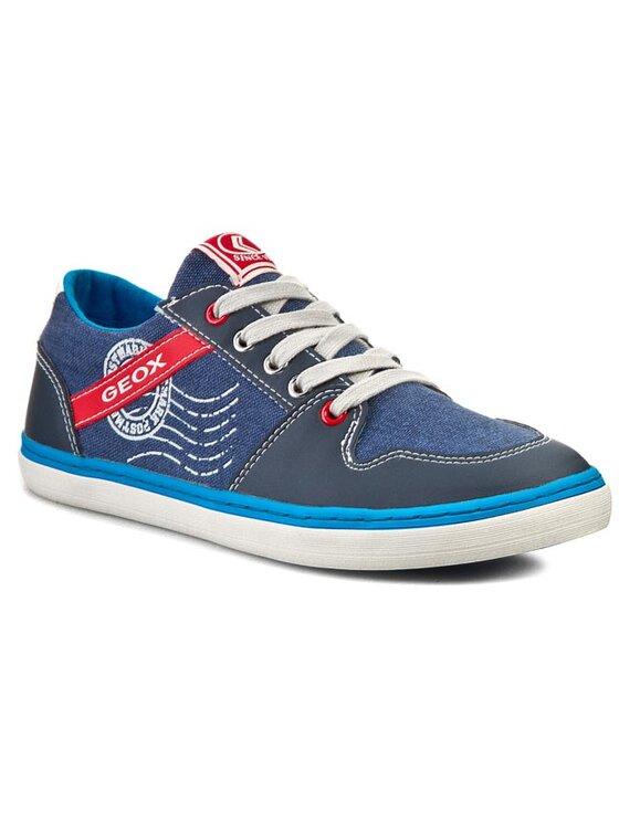 Geox Geox Κλειστά παπούτσια J Kiwi B.F J42A7F 01054 C4231 Μπλε