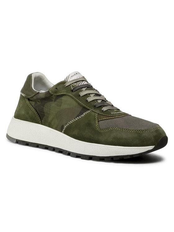 Crime London Laisvalaikio batai Extra Light Runner 11202AA3.83 Žalia