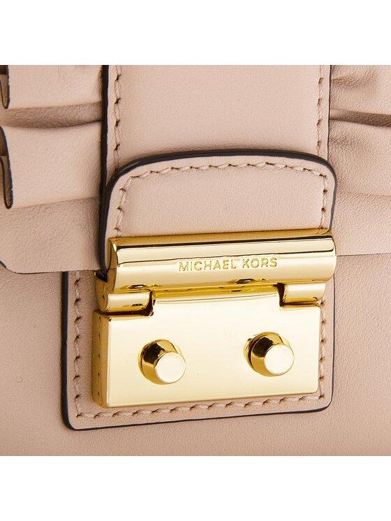 MICHAEL Michael Kors MICHAEL Michael Kors Handtasche Sloan 32S8GSLC3Y Rosa