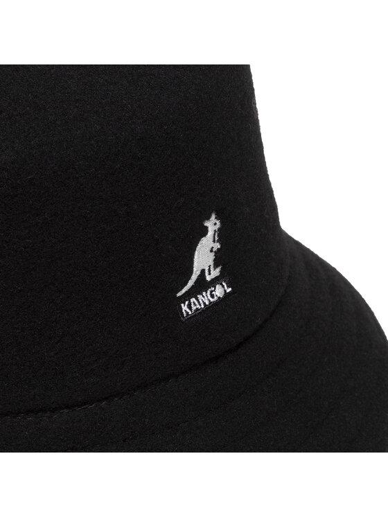 Kangol Kangol Kapelusz Wool Lahinch Bucket K3191ST Czarny