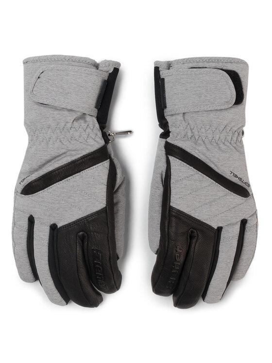 Ziener Slidinėjimo pirštinės Kasada As(R) Lady Glove 191105 Pilka