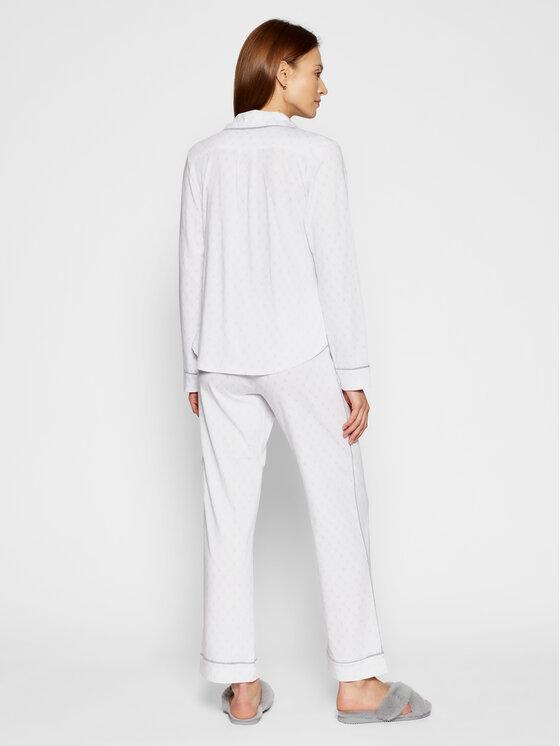 DKNY DKNY Pyjama YI2719259 Blanc