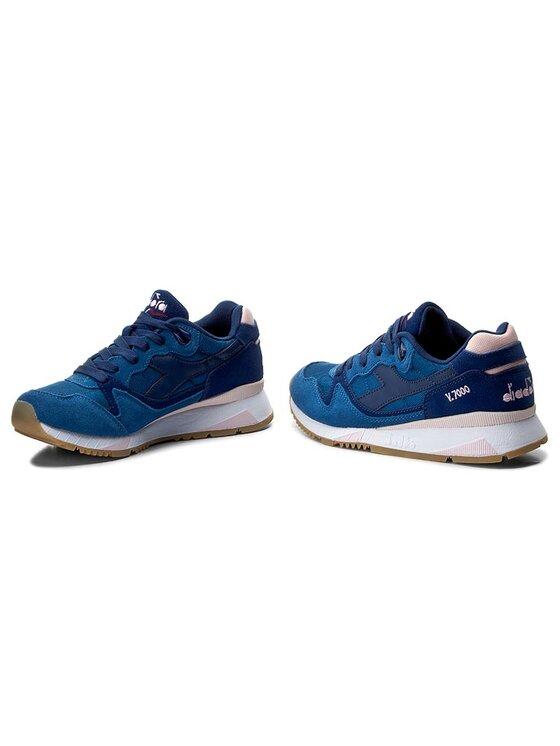 Diadora Diadora Sneakersy V7000 NYL II 501.170939 01 C7108 Granatowy