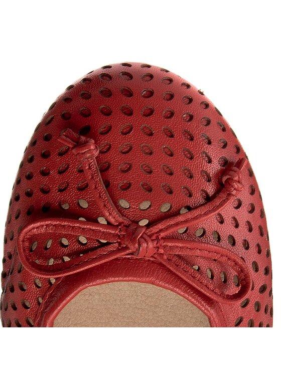 Caprice Caprice Ballerine 9-22109-28 Rosso