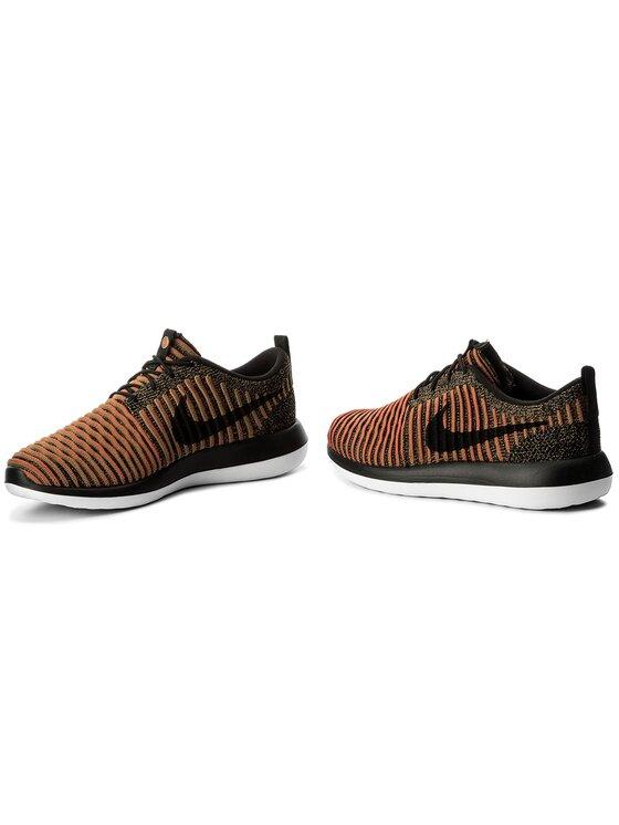 Nike Nike Schuhe Roshe Two Flyknit 844833 009 Orange