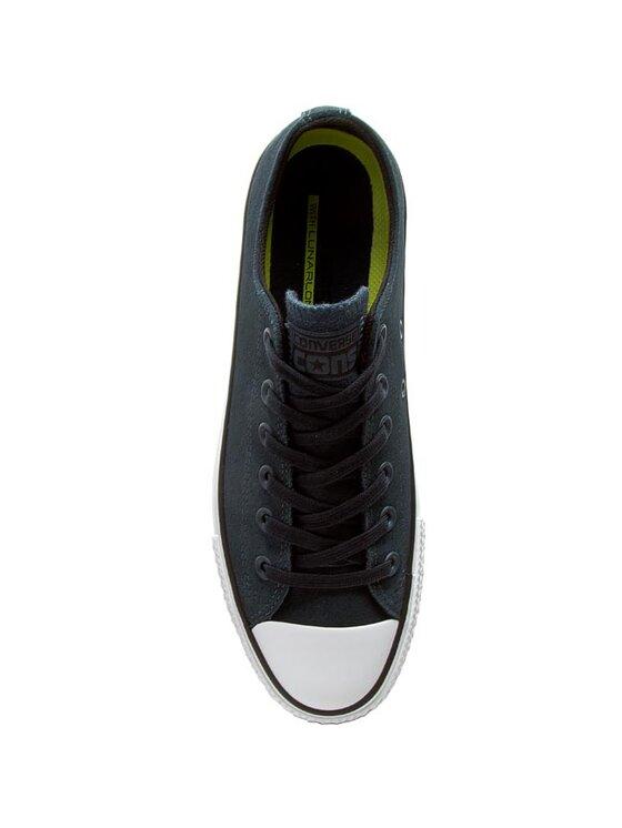 Converse Converse Sneakers aus Stoff Ctas Pro Ox Steel Can 151419C Dunkelblau