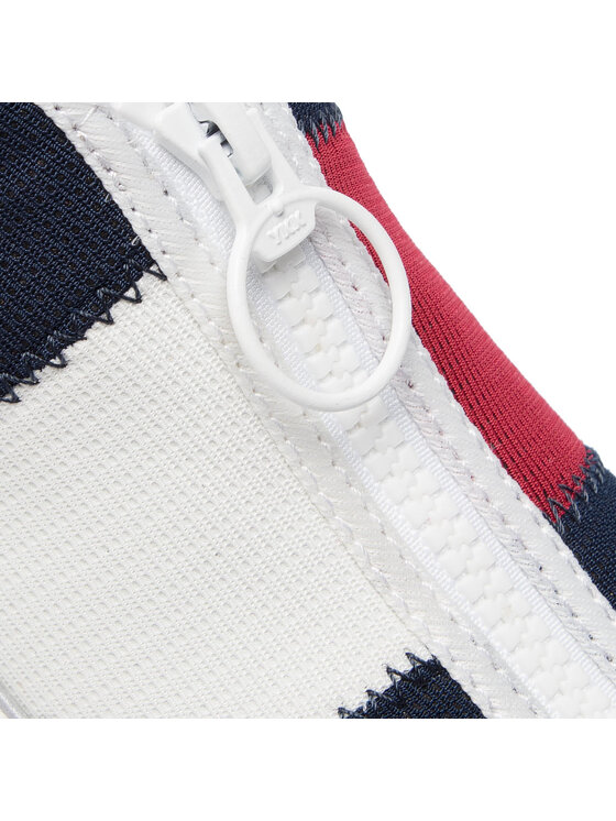 Tommy Jeans Tommy Jeans Сникърси Rwb No1 Tommy Jeans Sneaker EM0EM00120 Бял