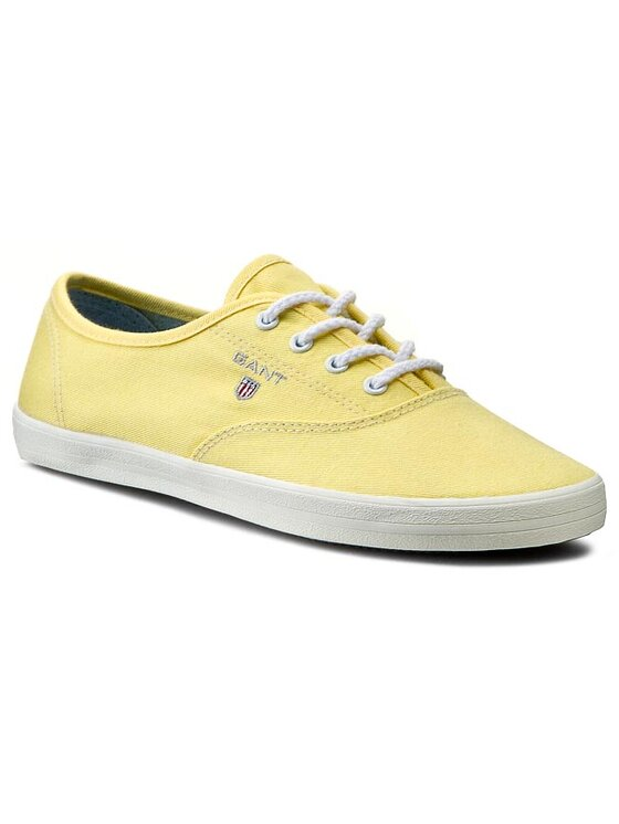 Gant Gant Гуменки New Haven 10538569 Жълт