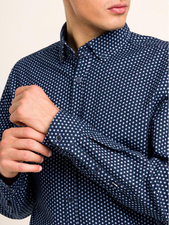Joop! Jeans Joop! Jeans Πουκάμισο 30017049 Σκούρο μπλε Regular Fit
