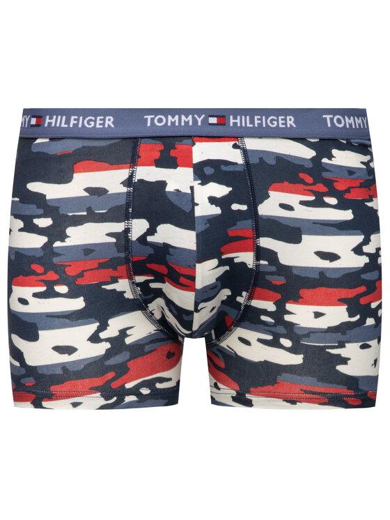 TOMMY HILFIGER TOMMY HILFIGER Boxerky Trunk UM0UM01533 Tmavomodrá