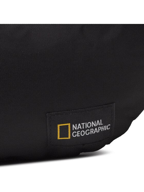 National Geographic National Geographic Saszetka nerka Waist BAg N11804.06 Czarny