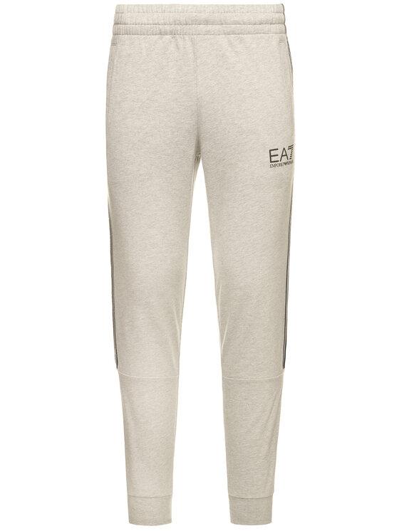 EA7 Emporio Armani EA7 Emporio Armani Spodnie dresowe 3HPP61 PJ05Z 3904 Szary Regular Fit